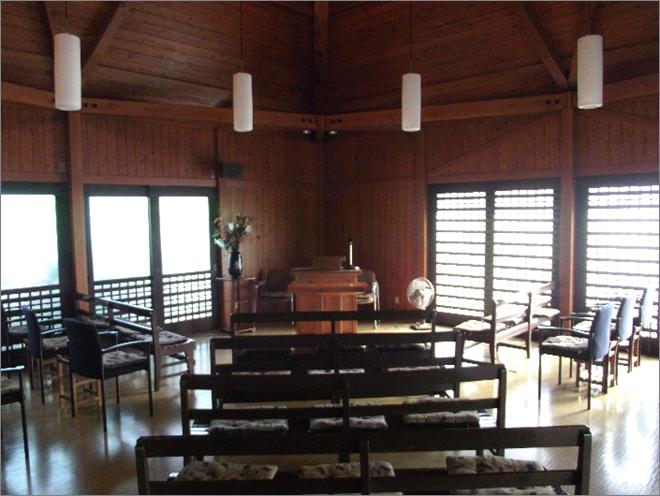 会堂の写真3